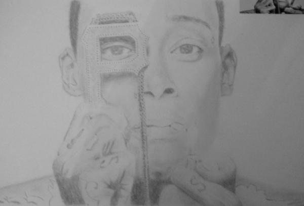 Wiz Khalifa by MANONxROCKS